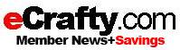 eCrafty.com DIYs & Savings